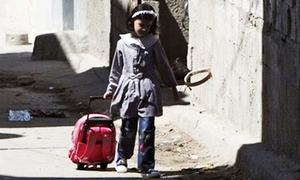 Schoolbag weight to be less than 15pc of student's