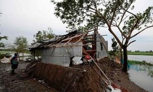 بھارت، بنگلہ دیش میں طوفان سے 20 افراد ہلاک
