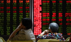 Asian markets down on trade uncertainty, unrest hits Hong Kong