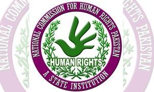 قومی کمیشن برائے انسانی حقوق 6 ماہ سے غیر فعال