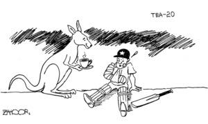 کارٹون : 12 نومبر 2019