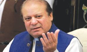 Nawaz rejects govt terms for his travel abroad
