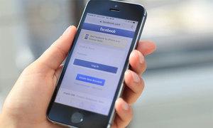 فیس بک پر موبائل ایپ کیمرے کو بلااجازت استعمال کرنے کا الزام
