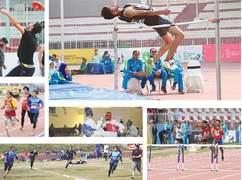 Najma, Maria, Rabia shine in athletics as Army dominate National Games
