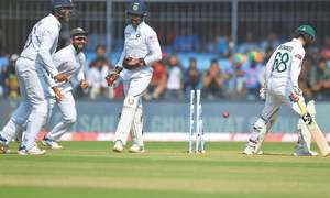 Shami and company put India on top  in first Bangladesh Test