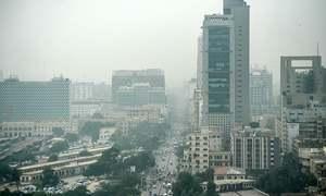 ملک میں فضائی آلودگی کے باعث سالانہ ایک لاکھ 35 ہزار اموات