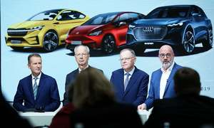Volkswagen to invest €60bn in 'cars of future' by 2024