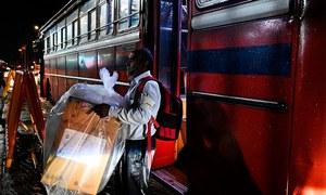 سری لنکا میں صدارتی انتخاب، مسلمان ووٹرز کی بس پر فائرنگ
