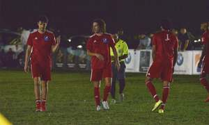FOOTBALL: HOW WORLD SOCCER STARS GOT RED CARDED