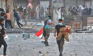 Iraq's protests raise question: where does the oil money go?