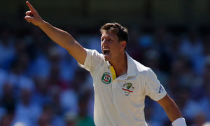 Australia ban Pattinson from Pakistan Test for 'personal abuse'