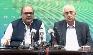 LHC verdict on Nawaz's travel reinforces 'spirit of cabinet's decision', says PM's aide