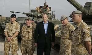 برطانیہ پر افغانستان اور عراق میں جنگی جرائم چھپانے کا الزام