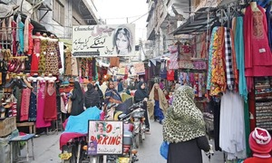 Plan being devised to shift markets, transport terminals out of city areas in Rawalpindi