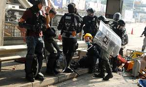 Asian airlines slash flights to Hong Kong as unrest escalates