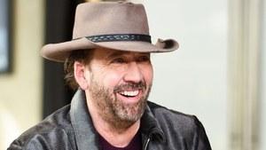 Nicolas Cage is playing Nicolas Cage in a movie about Nicolas Cage