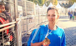 Sehr Beg ran the 42K Istanbul marathon with Whole Wheat Slices. Here's how