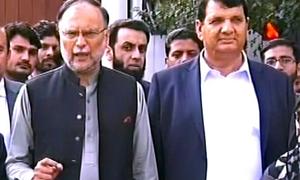 مسلم لیگ (ن) نے 2020 میں انتخابات کا مطالبہ کردیا