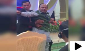 کمبوڈیا میں بھارتی رکن کی قاسم سوری کا خطاب رکوانے کی کوشش