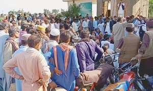 Rice millers prolong closure till Friday as stand-off with paddy growers continues in Shahdadkot