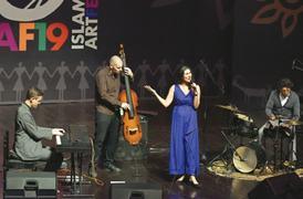 Jazz quartet gives enchanting performance