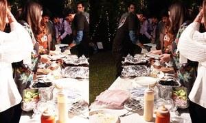 کراچی کی 200 سالہ تاریخی عمارت میں مختلف ممالک کے کھانوں کے اسٹال