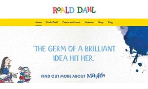 Website review: Into the wonderful world of Dahl