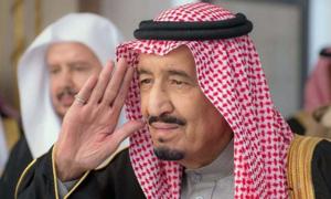 Saudi king urges Iran to give up 'harmful' expansionism