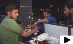 کراچی میں ایم بی بی ایس ڈاکٹر نے سوپ کی دکان کھول لی