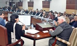 Watchdog for charities gets KP cabinet's nod