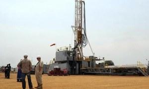 این او سی نہ ملنے کے باعث تیل اور گیس کی تلاش تاخیر کا شکار