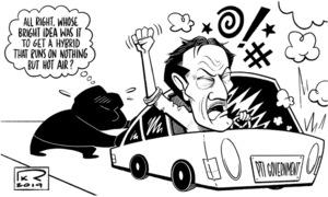 Cartoon: 24 November, 2019