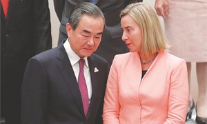 Chinese minister terms US 'world's biggest destabilising factor'