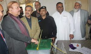 PTI's Barrister Sultan Mahmood defeats PML-N candidate in Mirpur by-election