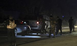 Foreigner killed as UN vehicle hit in Kabul blast