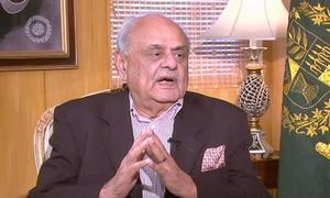 'Disparity' between Nawaz's medical reports and behaviour: Ijaz Shah