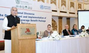 Pakistan to use localised evidence for disease control priorities