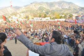 Bilawal vows to fight Kashmiris' case with full force