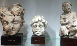 Islamabad Museum pulls rare Buddha statues from reserves