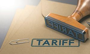 Tariff policy with an industrial bias