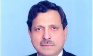 پاکستان تحریک انصاف نے حامد خان کی رکنیت معطل کردی