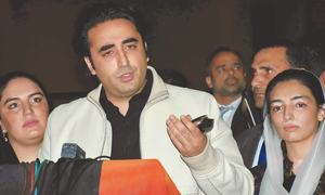 Zardari agrees to file bail plea 'at family's insistence'