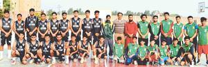 Karachi U-18 team wins basketball series in Rashidabad