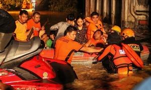 فلپائن: سمندری طوفان سے ہلاکتوں کی تعداد 10 ہوگئی