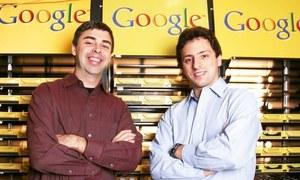 'گوگل' بنانے والے افراد اپنی ہی کمپنی سے خود الگ ہوگئے
