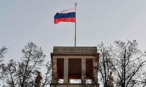 جرمنی نے روس کے دو سفارتکاروں کو ملک بدر کردیا