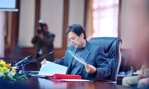 وزیراعظم  نے چیف الیکشن کمشنر کیلئے 3 نام تجویز کردیے