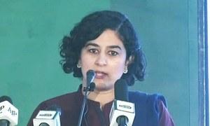 ڈیجیٹل پاکستان ویژن کی سربراہ تانیہ ایدروس کون ہیں؟