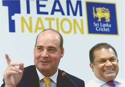 Sri Lanka hire Mickey Arthur as head coach for two years