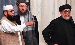 88.5pc Afghans favour peace talks